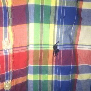 Ralph Lauren Shirts & Tops - Polo Button Down Shirt